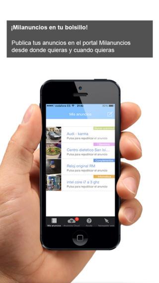 Publicar-Anuncios-iPhone-iPad-screenshot-1