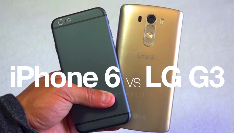 Comparativa-iphone-6-LG-G3
