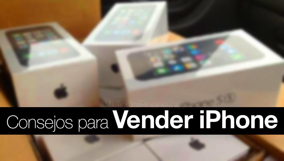 Concejos-Vender-iPhone-Internet