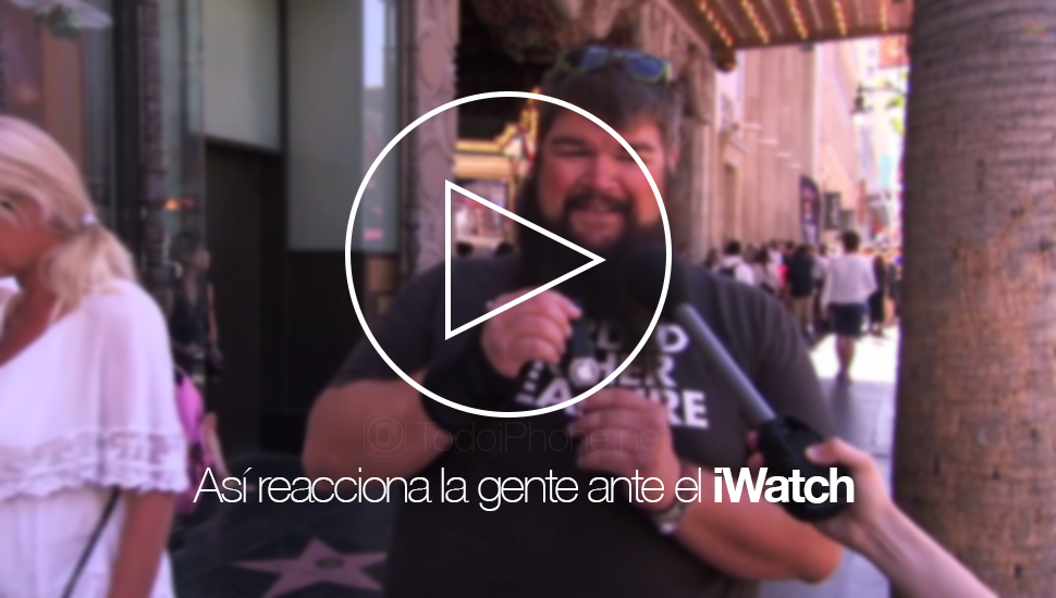 iWatch-Reaccion