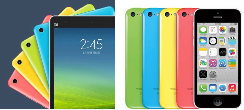 mipad-vs-iphone-5c