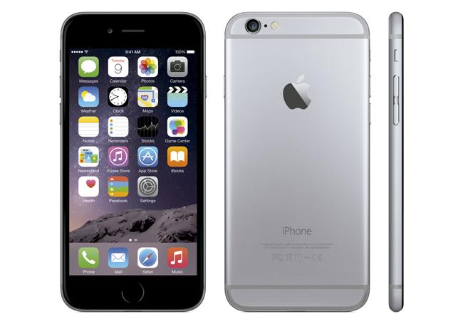 iPhone 6 con pantalla de 4,7 pulgadas