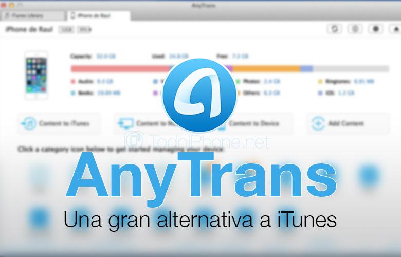 AnyTrans-Alternativa-iTunes