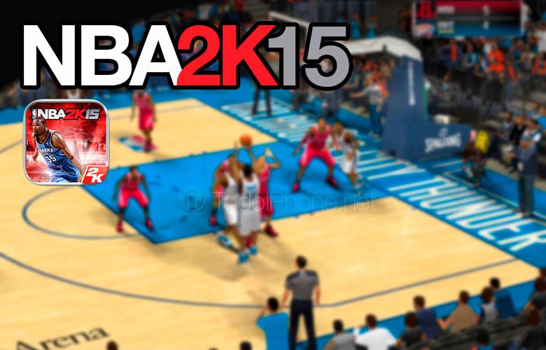NBA-2K15-iPhone-iPad