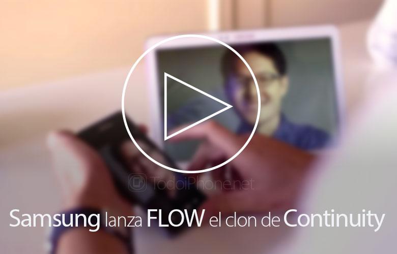 Samsung-Lanza-Flow-Clon-Continuity
