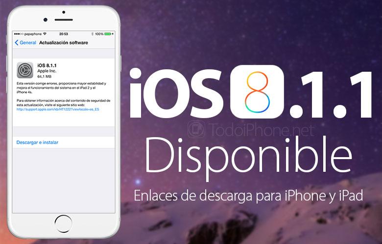 ios-8-1-1-disponible-iphone-ipad-enlaces-descarga