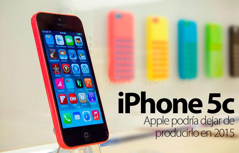 iphone-5c-detener-produccion-2015