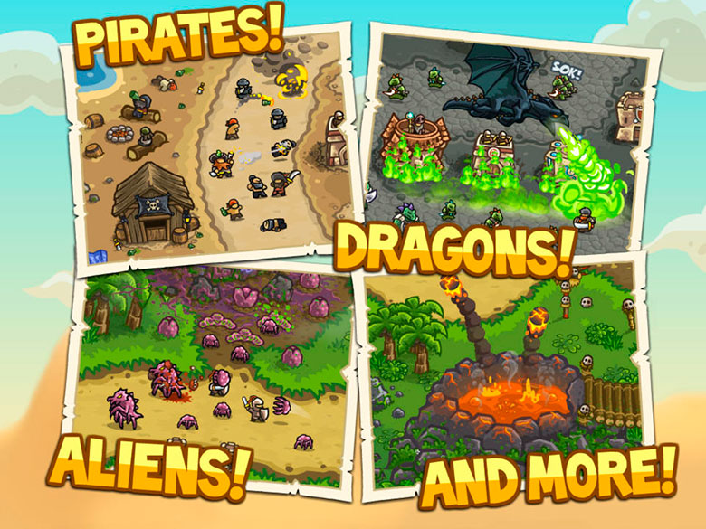 Kingdom-Rush-Frontiers-GRATIS-Promo-Codes-screenshot-1