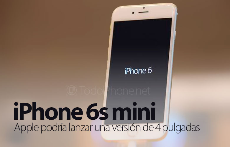 iPhone-6s-mini-4-pulgadas