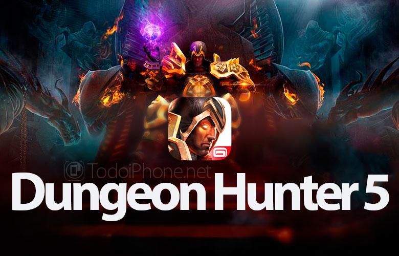dungeon-hunter-5-juego-iphone-ipad