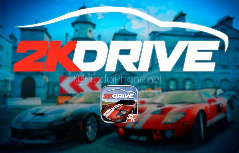2K-Drive-Gratis-iPhone-iPad