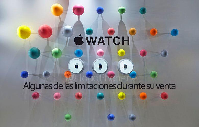 apple-watch-algunas-limitaciones-venta