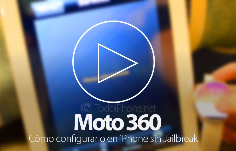 moto 360 for iphone c 243 mo configurar el moto 360 en iphone jailbreak 15708
