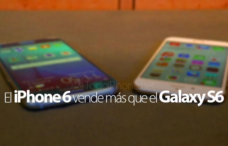 iphone-6-supera-galaxy-s6-ventas