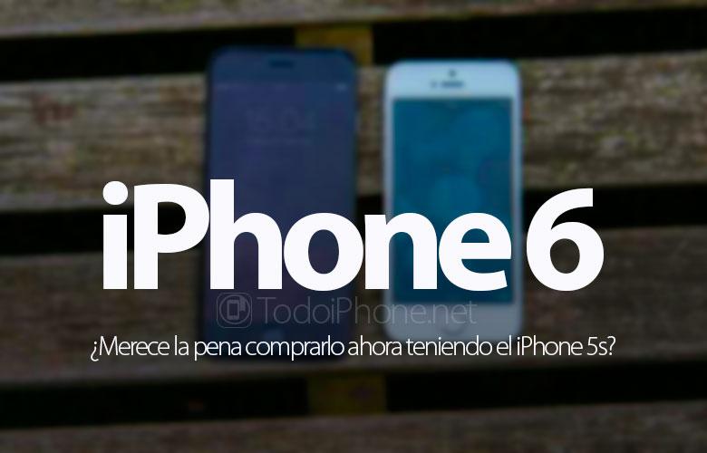 MERECE LA PENA COMPRAR AHORA UN IPHONE 5
