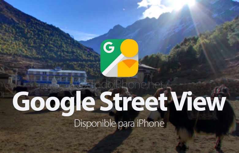 google street view iphone view est 225 disponible para iphone 2942