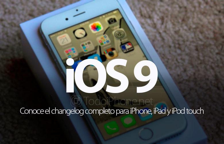 ios-9-iphone-ipad-changelog