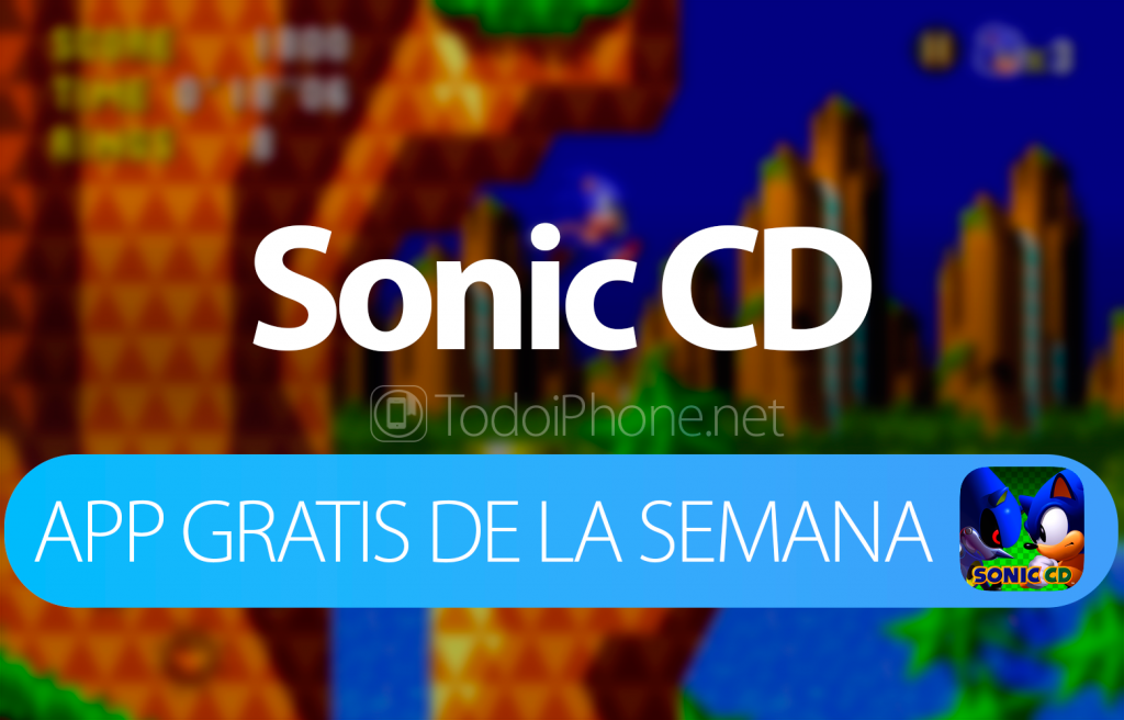 sonic-cd-app-gratis-semana