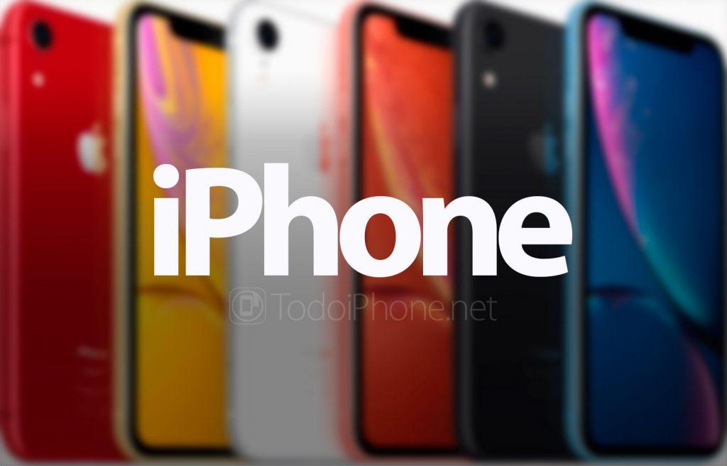 Nuevo iPhone XR, precio más asequible y en seis colores para elegir